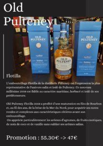 Old Pulteney : Flotilla